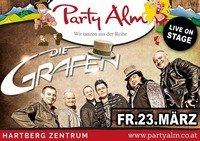 Die Grafen Live@Party Alm Hartberg