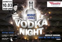 Vodka Night@Rossini