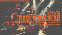 Rock's not dead Vol.2 w/ Random Encounters, Max Schabl & more@SUB