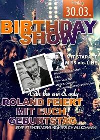 Rolands Birthday Bash@Mondsee Alm
