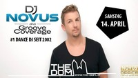 DJ Novus aka Groove Coverage // 14.4. // The Dom@The Dom