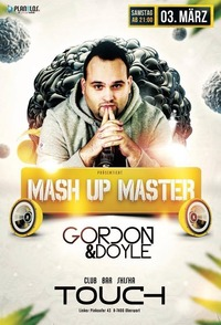 Mash Up Master@Touch Club