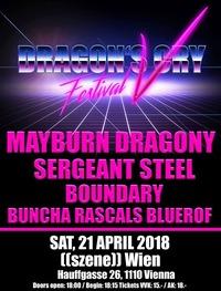 Dragon's Cry Festival V@((szene)) Wien