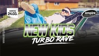 New Kids - Turbo Rave@Empire St. Martin