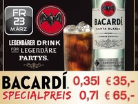 Bacardi Party@Mausefalle