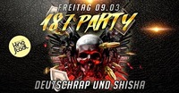 187 Party - Deutschrap & Shisha@Kino-Stadl