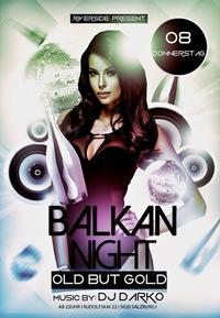 ## Ladies-BALKAN-Night ##@Riverside