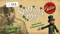 St. Patrick`s Day 2018!@Rockys Music Bar