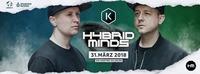 Hybrid Minds · Kantine Salzburg Osterfest@Die Kantine