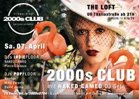 2000s Club mit NAKED CAMEO DJ-Set!