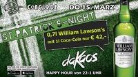 St.Patrick's-NIGHT@Discothek Concorde