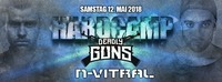Hardcamp // Deadly Guns & N-Vitral@Excalibur