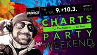 Charts - Party - Weekend!@Fabrics - Musicclub