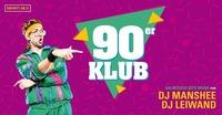 90er Klub - ab 21 Jahren@Warehouse