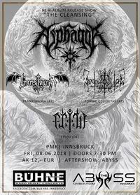 Asphagor (CD-Präsentation) & Transilvania & Portae Obscuritas &@Abyss Bar