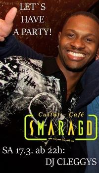 DJ Cleggys@Smaragd