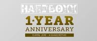 Hardboxx - 1 YEAR Anniversary@K-Shake