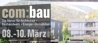 6. com:bau@Messe Dornbirn