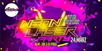 Neon Laser@Moon's