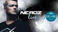 Neroz Live - Hardstyle night@GEO