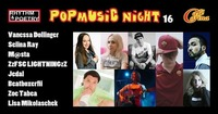 Popmusic Night 16 - Do 29.3. Cafe Carina@Café Carina