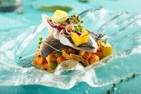 Frühlingsgenüsse im Fischrestaurant Kaj@Fischrestaurant Kaj