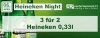 Heineken Night@Centertainment21