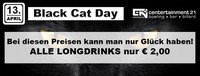 Black Cat Day@Centertainment21