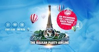 First Class x The Balkan Party Airline x 31/03/18@Scotch Club