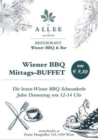 Wiener BBQ Mittags-Buffet