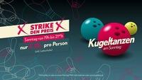 X Strike den Preis X am Sonntag@Kugeltanz