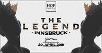 The Legend - Innsbruck@Hofgarten Restaurant