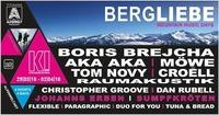 Bergliebe Mountain Music Days@Hannes Alm & K1 Club Königsleiten