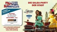 Noche Havana - die Salsa Party der Stadt - Salsa Club Salzburg@JazzIt. Musik Club