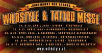 Wildstyle & Tattoo Messe - Wien@Wiener Stadthalle