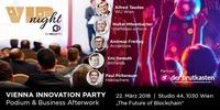 Vienna Innovation Party@Studio 44