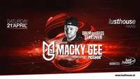 Macky Gee live - Drum and Bass Takeover@Lusthouse