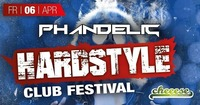 Hardstyle Club Festival mit Phandelic@Cheeese