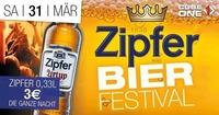 Cube One - Zipfer Bier Festival@Cube One