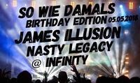 """So wie damals """"Birthday Edition""""@Infinity Club Bar"""