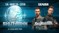 Bass Modulators live - Road to Shutdown@Excalibur