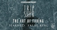 Tripsitter, The Art of Fading, Harmed, False King@dasBACH