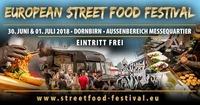 European Street Food Festival - Dornbirn@Messe Dornbirn