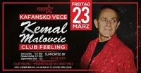 ★ Kafansko Veče with Kemal Malovčić ★23/03/18★@Feeling