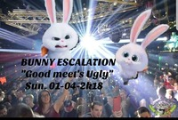 BUNNY ESCALATION Vol1. - Good meet's Ugly (Guido meet's Easterangels)@Brooklyn