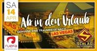 Ab in den Urlaub - Gewinne eine Traumreise nach Las Vegas@Schlag 2.0