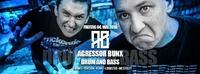 Drum and Bass // Agressor Bunx@Excalibur