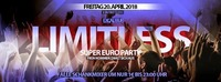 Super Euro Party - Limitless@Excalibur