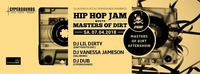 Oldschool Hip Hop Jam // Masters of Dirt Aftershow@Club Spielplatz