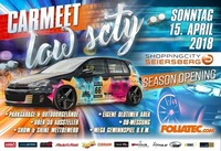 Pop-Up Shisha Lounge beim Low Scty Carmeet Season Opening@oceans House Club